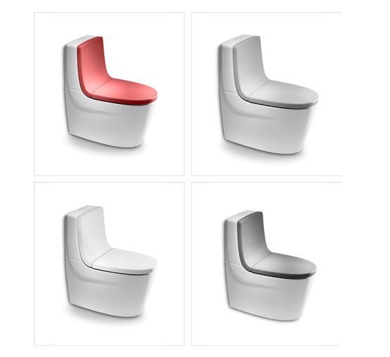 Inodoro de porcelana con salida dual climargas for Inodoro con salida dual