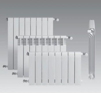 Radiadores Baxi aluminio Dubal