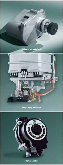 Piezas Calentador gas VAILLANT atmoMAG MINI 14 litros