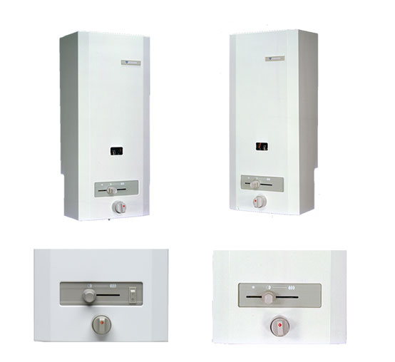 Calentadores a gas - Precio de calentadores de gas natural ...