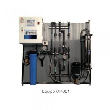 Osmosis inversa semi industrial OI4021