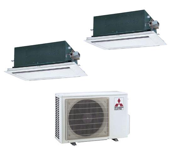Aire acondicionado split techo mitsubishi MXZ-2D33VA-2x1