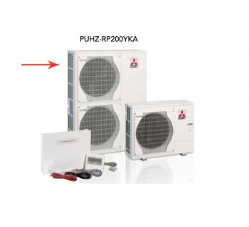 Unidad exterior aire conductos mitsubishi-SPEZ-200YHA-PUHZ-RP200YKA