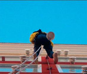 Trabajos verticales instalaciones de fontanería, gas, calefacción, energía solar
