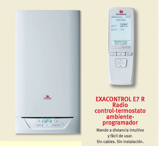 Instalar caldera gas natural awesome sala calderas with - Precio calentador gas natural ...