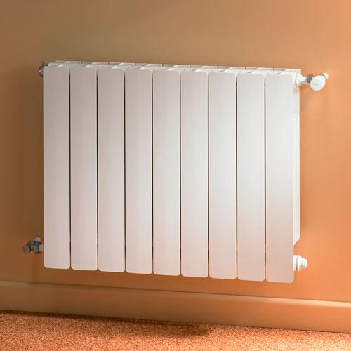Radiadores de aluminio para calefaccion