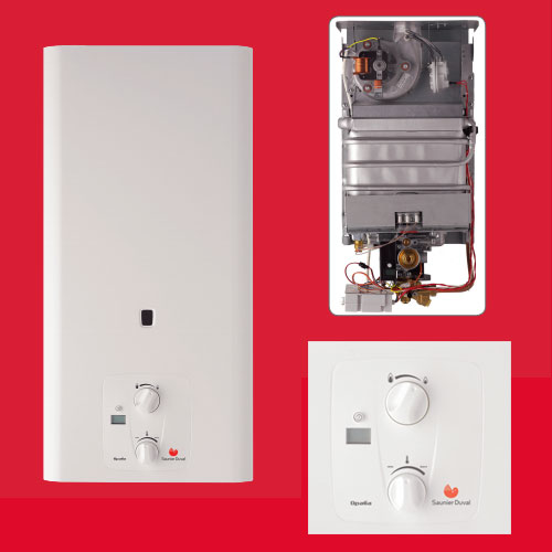 Calentador gas natural saunier duval opalia tf 11 e - Calentador gas natural ...