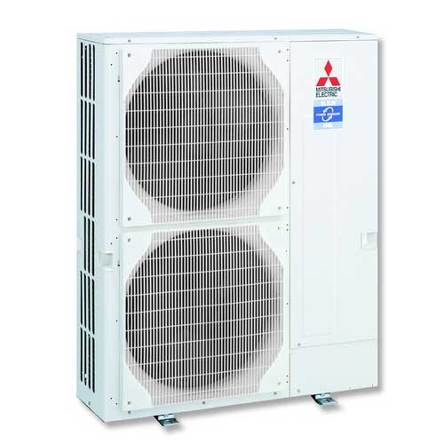 Aire acondicionado conductos mitsubishi spez 200yha for Aire acondicionado aparato exterior