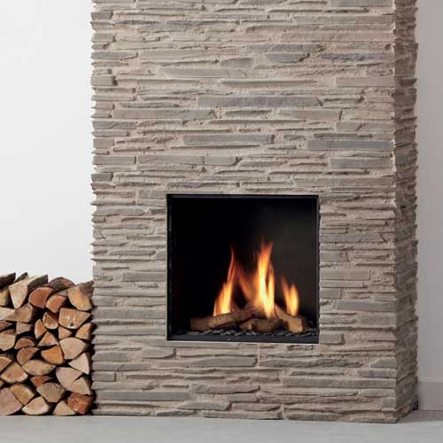 Chimenea gas natural dru global fires 60xt bf - Chimenea de gas natural ...