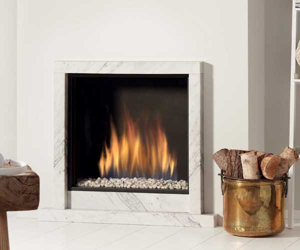 Chimenea gas natural dru global fires 60xt bf - Chimeneas gas natural ...