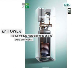 Aerotermia Vaillant UniTower