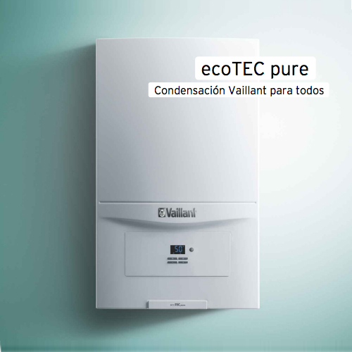 Caldera gas natural VAILLANT ecoTEC pure 236 7-2