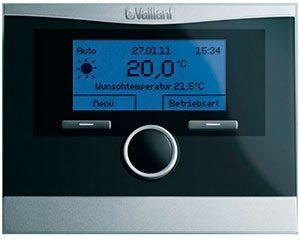 Cronotermostato inalámbrico VAILLANT Calormatic 370F