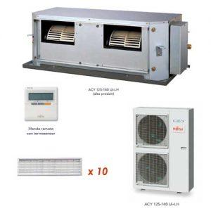 Oferta Aire acondicionado conductos PLUS FUJITSU ACY140UiA-LH