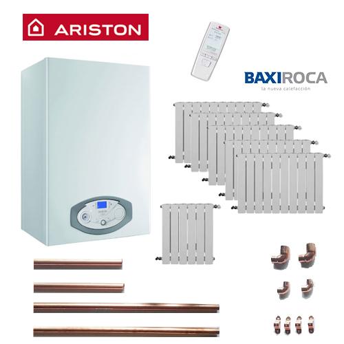 Precio Calefacción Gas Natural ECO ARISTON 7 puntos 56 elementos