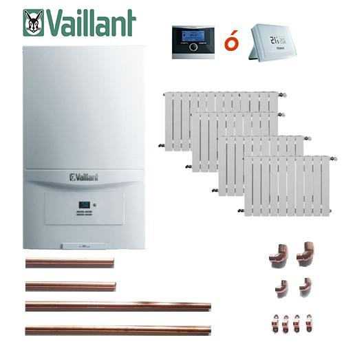 Precio Calefacción Gas Natural Micro VAILLANT PURE 5 puntos 40 elementos