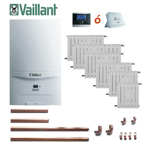 Precio Calefacción Gas Natural Micro VAILLANT PURE 7 puntos 56 elementos