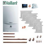 Precio Calefacción Gas Natural ECO VAILLANT PURE 9 puntos 72 elementos
