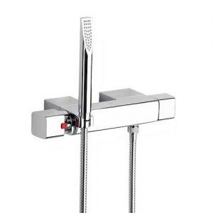Grifo termostático ROCA Thesis - Ducha
