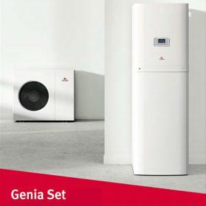 Bomba de calor Saunier Duval Pack Genia Set 5