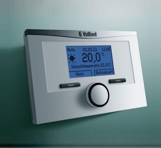 termostato modulante calorMATIC-350f
