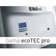Caldera gas natural VAILLANT ecoTEC pro 236 23kw mixta