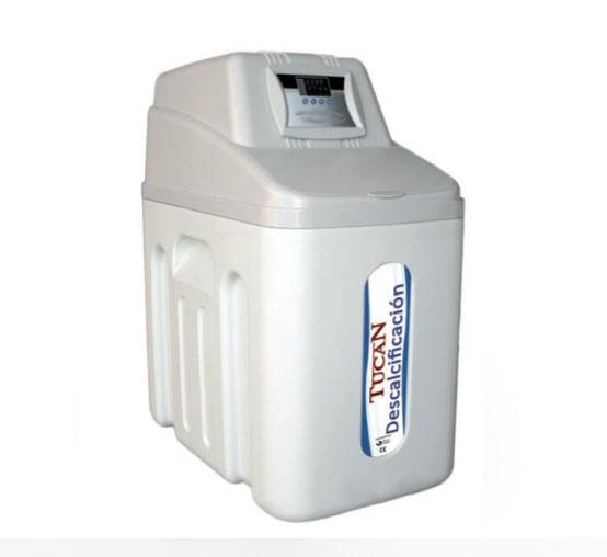 Descalcificador dom stico tuc n dt6814 climargas - Descalcificador de agua domestico ...