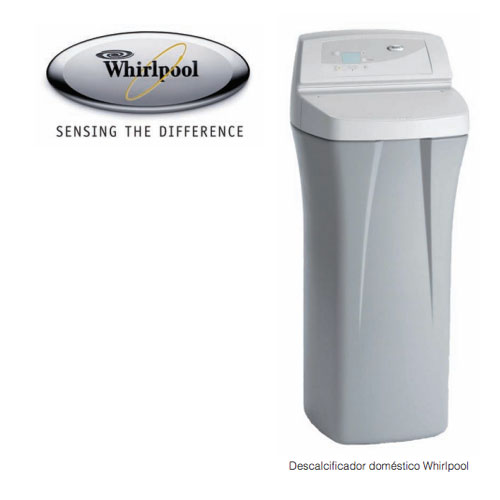 Descalcificador dom stico whirlpool climargas - Descalcificador de agua domestico ...
