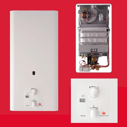 Calentador gas natural saunier duval opalia tf 11 e - Caldera gas butano ...