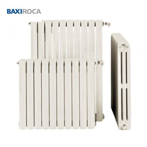 Radiadores hierro fundido BAXIROCA duba