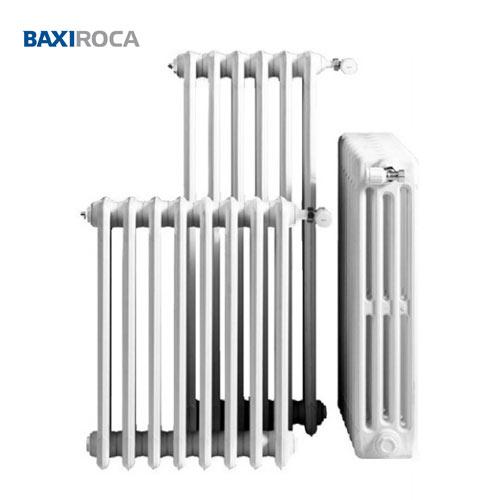 Radiadores hierro fundido BAXIROCA CLASICO