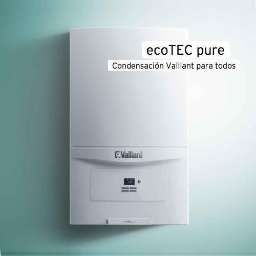 Caldera gas natural vaillant ecotec pure 236 7 2 - Ofertas calderas de gas ...