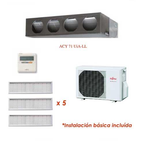 Oferta Aire acondicionado por conductos Micro FUJITSU ACY71UIA-LL