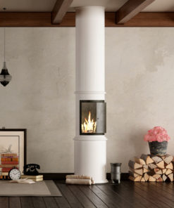 Chimenea decorativas
