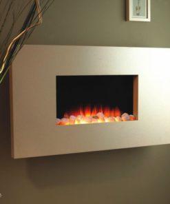 Chimenea FLAMERITE FIRES CORELLO stone