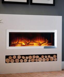 Chimenea FLAMERITE FIRES GOTHAM 900 frameless