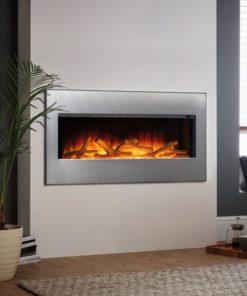 Chimenea FLAMERITE FIRES OMNIGLIDE 900 750W