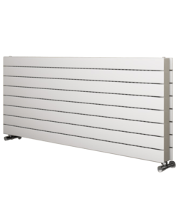 Radiador ZETA SERIES PLAIN HORIZONTAL blanco 588