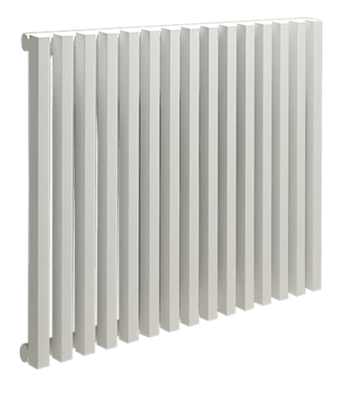 Radiador ZETA SERIES PLAIN HORIZONTAL blanco 600