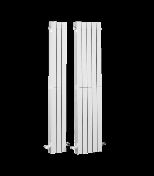 Radiadores BAXI VERTICAL 1800 AV 3 4 5 elementos