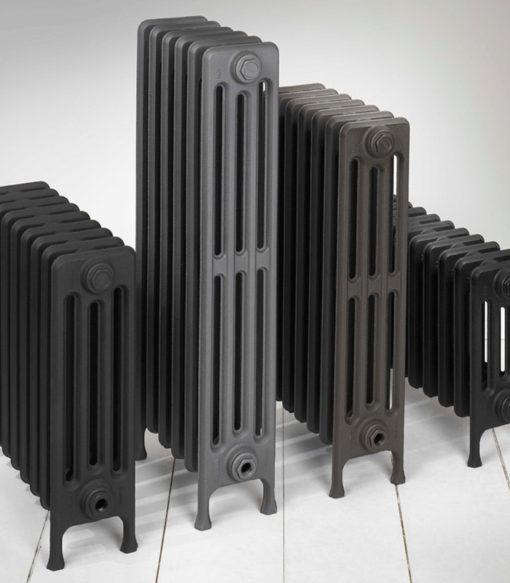 Radiadores hierro fundido clasico PATAS BAXI