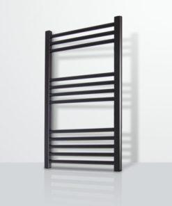 Toallero zeta x negro 770 mm