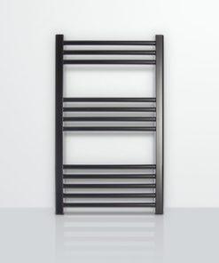 Toallero zeta x negro 770mm