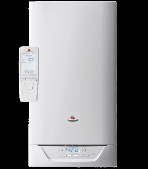 calentador a gas SAUNIER DUVAL ISOMAX CONDENS ISOMAX 35 B H ES