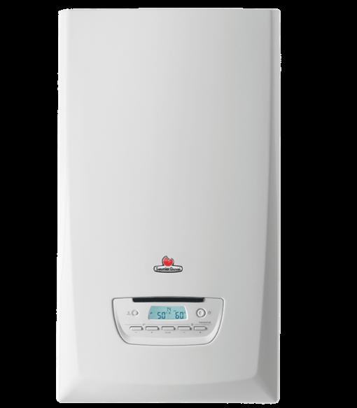 calentador a propano SAUNIER DUVAL THEMAFAST 30 B condens mixta y sistema de acumulacion