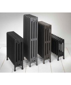 radiador baxi clasico negro 2